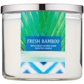Bath & Body Works Fresh Bamboo Geurkaars 411 gr