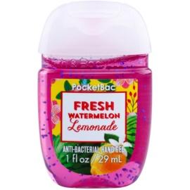 Bath & Body Works PocketBac Fresh Watermelon Lemonade antibakteriálny gél na ruky  29 ml