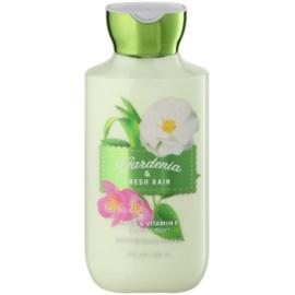 Bath & Body Works Gardenia & Fresh Rain Körperlotion für Damen 236 ml