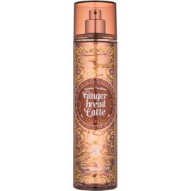 Bath & Body Works Gingerbread Latte spray corporel pour femme 236 ml