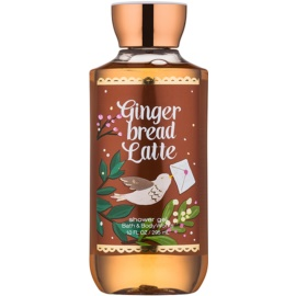 Bath & Body Works Gingerbread Latte Duschgel für Damen 295 ml