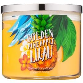 Bath & Body Works Golden Pineapple Luau świeczka zapachowa  411 g