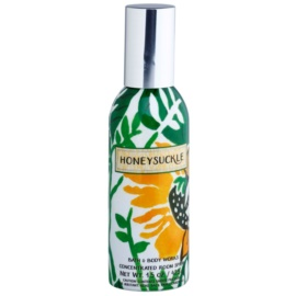 Bath & Body Works Honeysuckle bytový sprej 42,5 g
