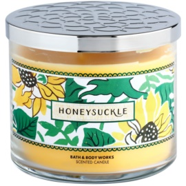 Bath & Body Works Honeysuckle illatos gyertya  411 g