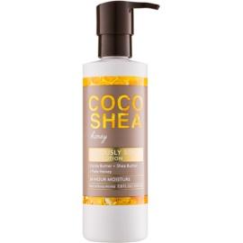 Bath & Body Works Cocoshea Honey mleczko do ciała dla kobiet 230 ml