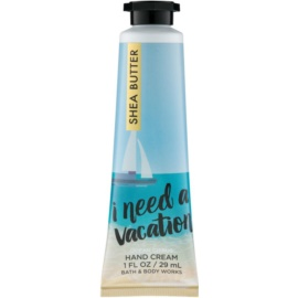 Bath & Body Works I Need a Vacation Handcreme  29 ml