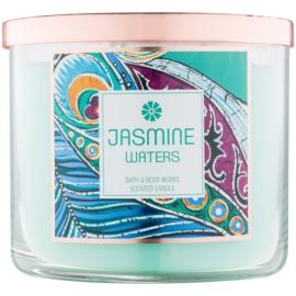 Bath & Body Works Jasmine Waters illatos gyertya  411 g