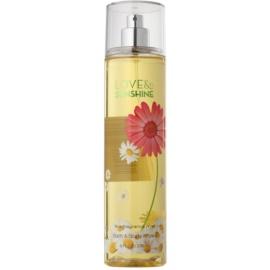 Bath & Body Works Love and Sunshine spray pentru corp pentru femei 236 ml