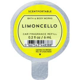 Bath & Body Works Limoncello Autoduft 6 ml Ersatzfüllung
