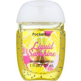 Bath & Body Works PocketBac Liquid Sunshine gel na ruce  29 ml