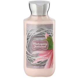 Bath & Body Works Mahogany Teakwood Körperlotion für Damen 236 ml