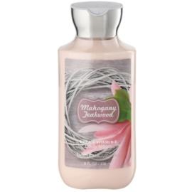 Bath & Body Works Mahogany Teakwood tělové mléko pro ženy 236 ml
