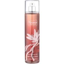 Bath & Body Works Mahogany Teakwood spray pentru corp pentru femei 236 ml