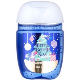 Bath & Body Works PocketBac Merry Berry Kiss antibakteriálny gél na ruky  29 ml