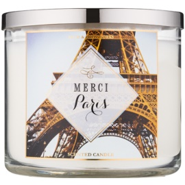 Bath & Body Works Merci Paris vonná svíčka 411 g