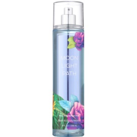 Bath & Body Works Moonlight Path spray corporel pour femme 236 ml