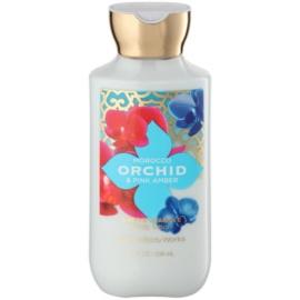Bath & Body Works Morocco Orchid & Pink Amber Lapte de corp pentru femei 236 ml