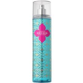 Bath & Body Works Morocco Orchid & Pink Amber Körperspray für Damen 236 ml