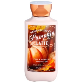 Bath & Body Works Marshmallow Pumpkin Latte Körperlotion für Damen 236 ml