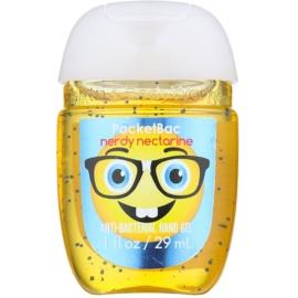 Bath & Body Works PocketBac Nerdy Nectarine żel antybakteryjny do rąk  29 ml
