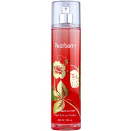 Bath & Body Works Pearberry Körperspray für Damen 236 ml