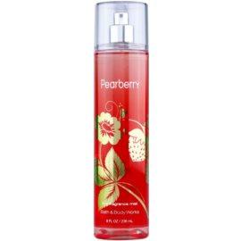 Bath & Body Works Pearberry tělový sprej pro ženy 236 ml