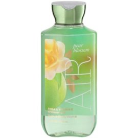 Bath & Body Works Pear Blossom Air Duschgel für Damen 295 ml