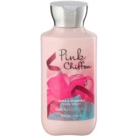 Bath & Body Works Pink Chiffon 12 tělové mléko pro ženy 236 ml
