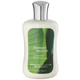 Bath & Body Works Rainkissed Körperlotion für Damen 236 ml