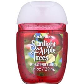 Bath & Body Works PocketBac Sunlight & Apple Trees antibakteriálny gél na ruky  29 ml