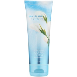 Bath & Body Works Sea Island Cotton Körpercreme für Damen 226 g