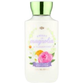 Bath & Body Works Sweet Magnolia & Clementine Körperlotion für Damen 236 ml