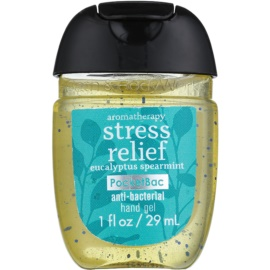 Bath & Body Works PocketBac Stress Relief antibakterielles Gel für die Hände  29 ml