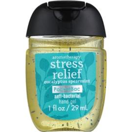 Bath & Body Works PocketBac Stress Relief antibakteriálny gél na ruky  29 ml