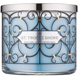 Bath & Body Works St.Tropez Shore vela perfumada  411 g
