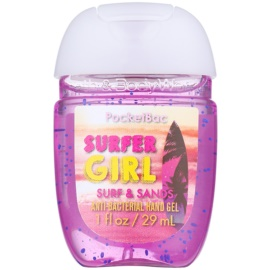 Bath & Body Works PocketBac Surfer Girl antibakterielles Gel für die Hände  29 ml