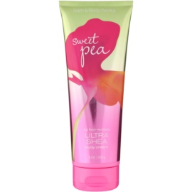 Bath & Body Works Sweet Pea crema corporal para mujer 236 ml