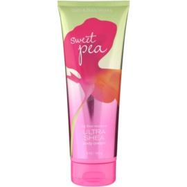 Bath & Body Works Sweet Pea tělový krém pro ženy 236 ml