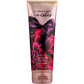 Bath & Body Works A Thousand Wishes Körpercreme für Damen 226 g