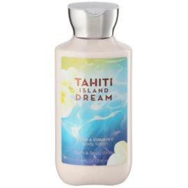 Bath & Body Works Tahiti Island Dream Körperlotion für Damen 236 ml