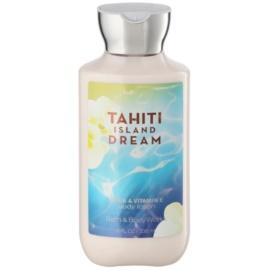 Bath & Body Works Tahiti Island Dream Lapte de corp pentru femei 236 ml