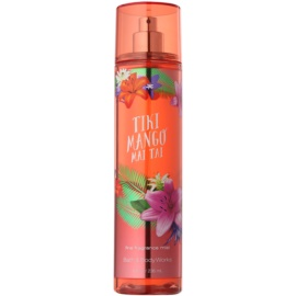 Bath & Body Works Tiki Mango Mai Tai Körperspray für Damen 236 ml