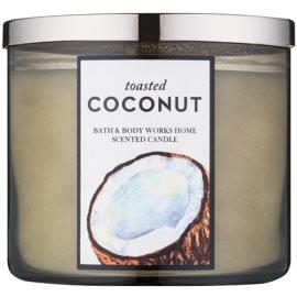 Bath & Body Works Toasted Coconut Αρωματικό κερί 411 γρ