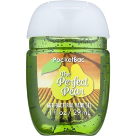 Bath & Body Works PocketBac The Perfect Pear antibakterielles Gel für die Hände  29 ml