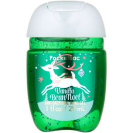 Bath & Body Works PocketBac Vanilla Bean Noel Antibacteriële Handgel  29 ml