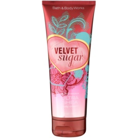Bath & Body Works Velvet Sugar crema corporal para mujer 236 ml