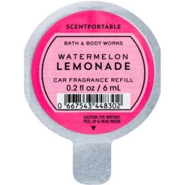 Bath & Body Works Watermelon Lemonade illat autóba 6 ml utántöltő