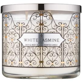 Bath & Body Works White Jasmine Duftkerze  411 g