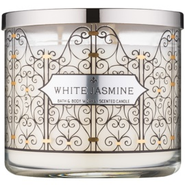 Bath & Body Works White Jasmine Duftkerze  411 g