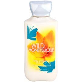 Bath & Body Works Wild Honeysuckle Körperlotion für Damen 236 ml